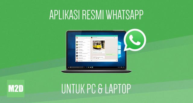 Aplikasi WhatsApp untuk Windows
