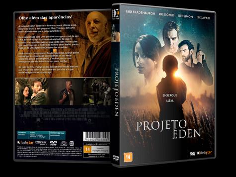 Capa DVD Projeto Eden