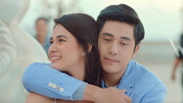 Paulo Avelino as Philip and Bea Alonzo as Lia in 'Kasal'/Star Cinema
