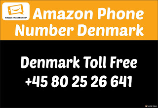 Amazon Helpline Number Denmark