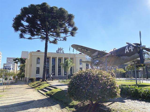 Museu do Expedicionário em Curitiba