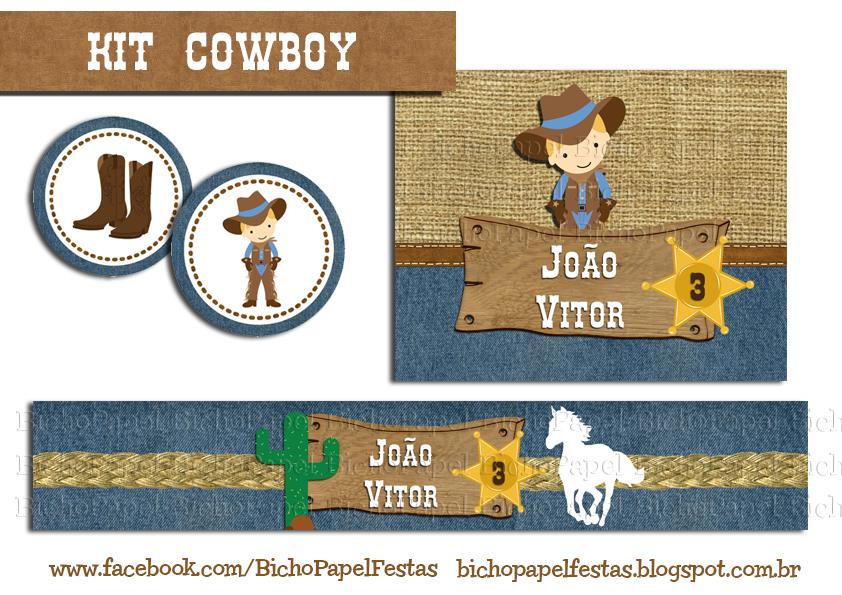 Kit Festa Cowboy