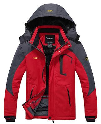 Waterproof Ski Jacket