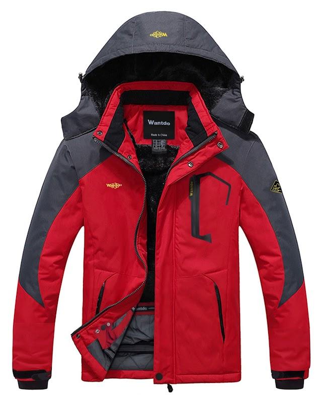 Top 10 Best Men's Mountain Waterproof Ski Jacket in 2020 Reviews I Guide