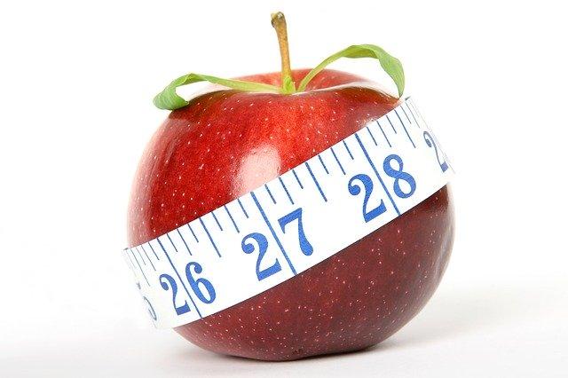 خل التفاح العضوي للتخسيس