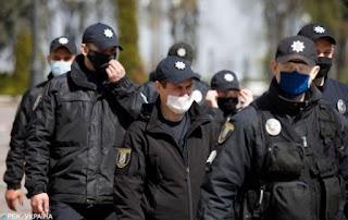 Ослаблення карантину в Черкасах: поліція почала перевірку на порушення санітарних норм