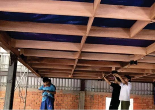 Quy trình lắp đặt hệ thống loa ampli nhà nuôi yến Tầm Cao Việt