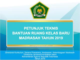 juknis rkb madrasah 2019