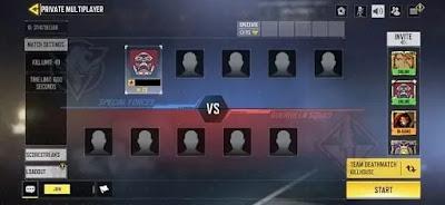 طريقة إنشاء مباراة خاصة في (COD) كول اوف ديوتي