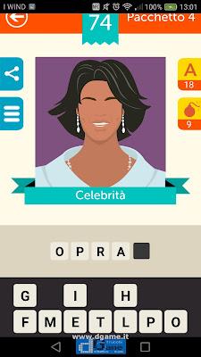 Iconica Italia Pop Logo Quiz soluzione pacchetto 4 livelli 74-75