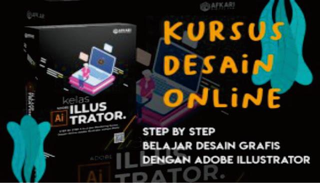Kursus Desain Adobe Illustrator