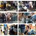 Colisão entre carro e moto deixa mulher ferida no centro de Cajazeiras