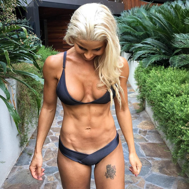 Jaz Correll fitness body 0006