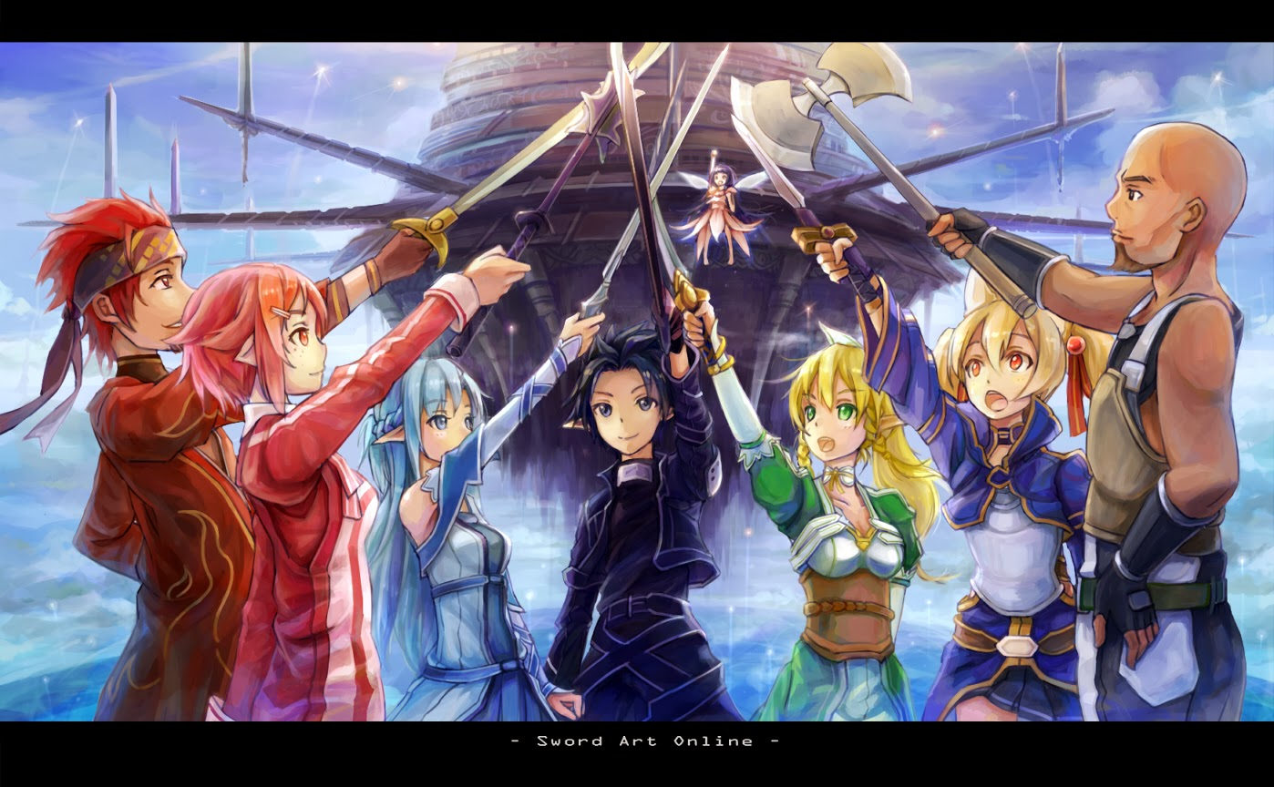 Sword Art Online Background: SAO Sword Art Online Wallpapers