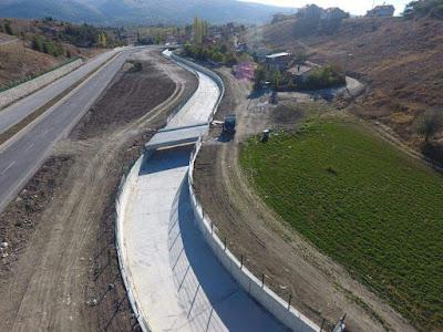 za yapı, yoncalı, dsi projesi, hidrolik proje, kanal projesi