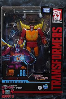 Transformers Studio Series 86 Hot Rod Box 01