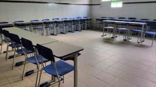Estado decreta férias coletivas para professores da rede estadual de ensino