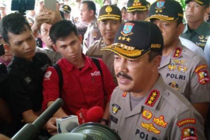 Dalam Menghadapi Corona.Komjen Pol Agus Andriyanto: Polri Telah Siapkan Sebanyak 52 Rumah Sakit