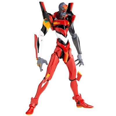 Abierto pre-order para el Revoltech EX-011 Evangelion Kai 02 Beta - Kaiyodo