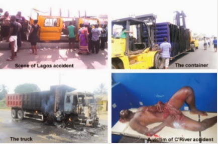 christmas day car accidents lagos