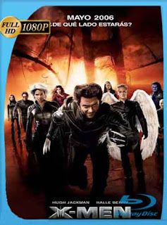 X-Men 3 (2006) HD [1080p] latino [GoogleDrive] DizonHD