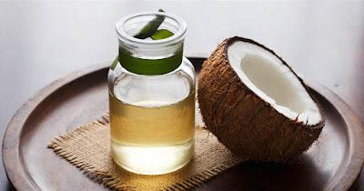 Saludable aceite coco beneficios