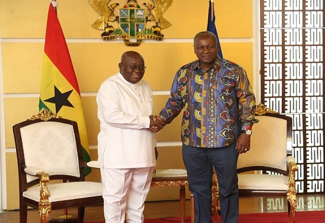 ECOWAS applauds Mahama for peaceful transition