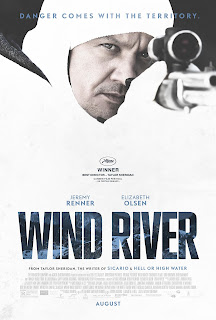 Wind River - Poster & Trailer