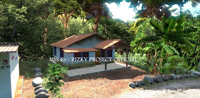 Model Map ETS2 Rumah 3