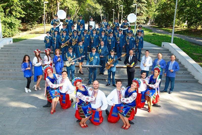 Центр військово-музичного мистецтва Повітряних Сил Збройних Сил України