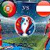 Portugal x Áustria (18/06/2016) - Euro 2016 - Prognóstico, Horário e TV