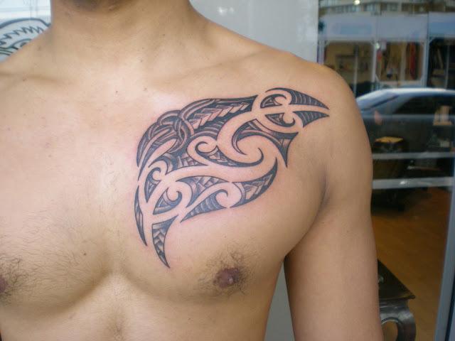 Authentic Maori Tattoo