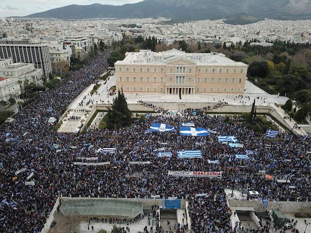 Ν. Λυγερός: Στρατηγικής σημασίας η μάχη ενάντια στο Πρωτόκολλο Εισδοχής / Η Ελλάδα δεν πρόκειται να πέσει λόγω δουλοπρέπειας
