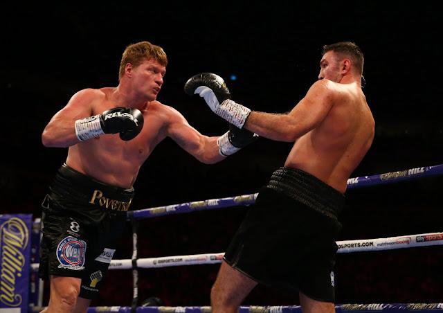 Alexander Povetkin Defeats Hughie Fury