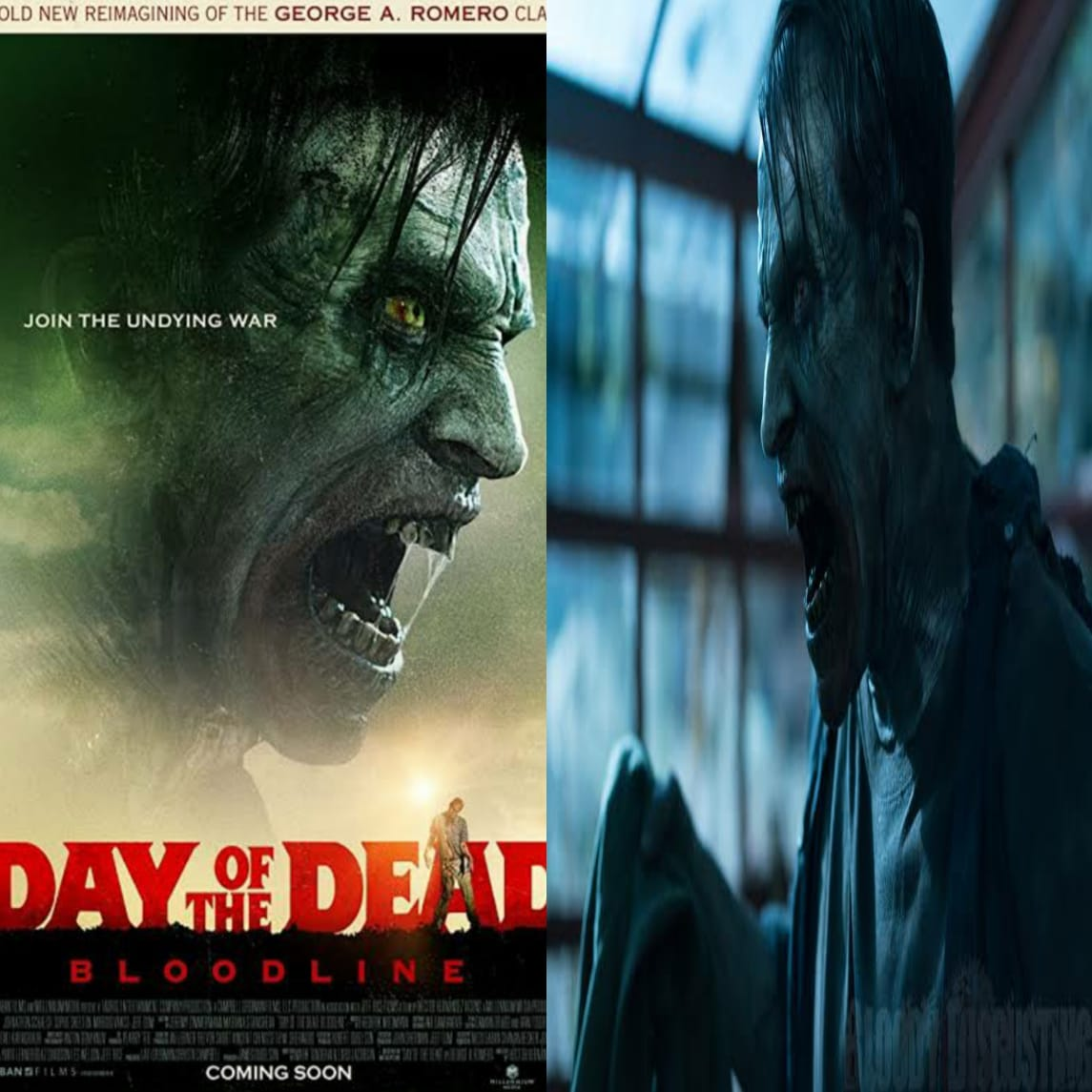Day of the Dead: Bloodline Full Movie in Hindi Filmyzilla