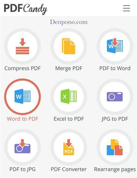 Cara Mengubah Word Ke Pdf Di Hp Tanpa Aplikasi Dengan Cepat Dan Mudah Denpono Blog