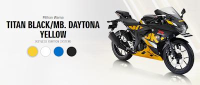 Harga dan Spesifikasi Suzuki GSX R150 Terbaru 2020