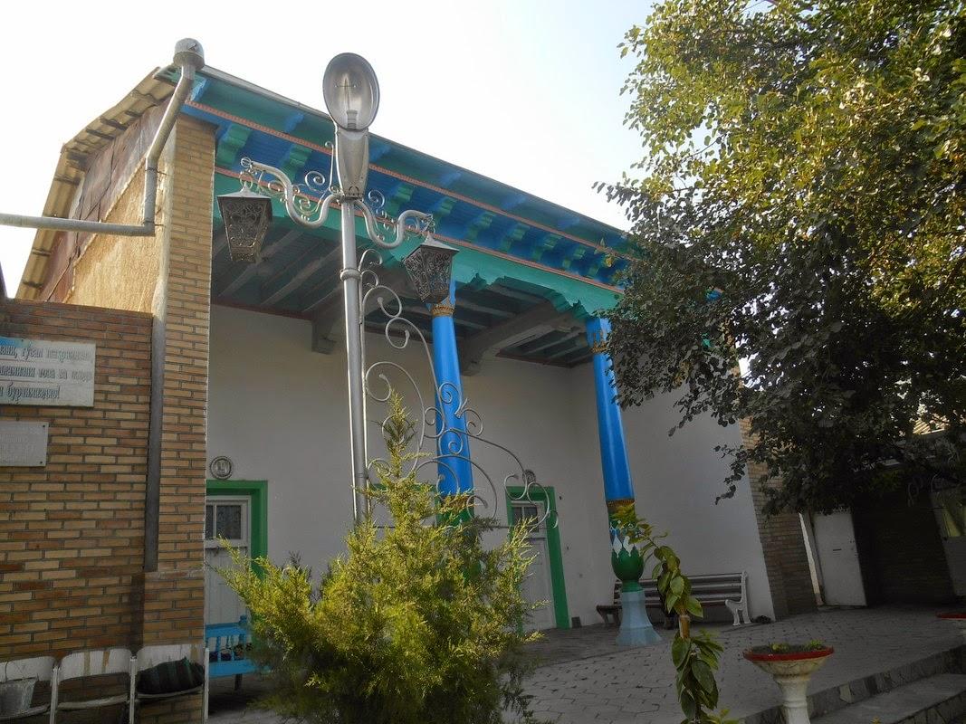 samarcanda uzbekistan