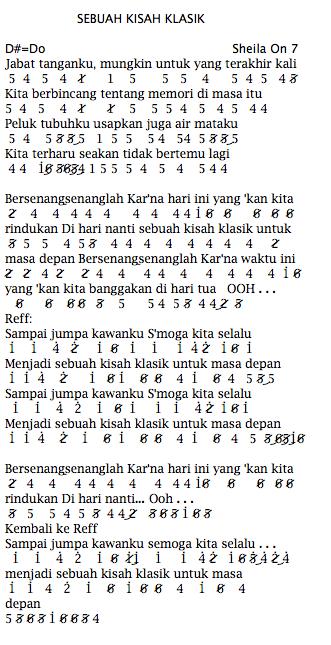 Image Result For Kisah Cinta Lirik Lagu