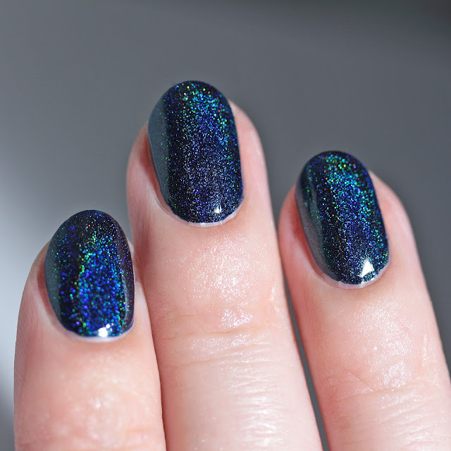 Colors by Llarowe In Your Eyes January 2019 Polish of the Month