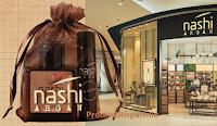 Nashi Argan : scarica il coupon e ricevi gratis il Sachet ( Shampoo, Conditioner, Oil)