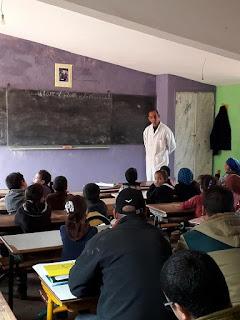 مجموعة مدارس تباروشت و المدرسة الجماعاتية تباروشت