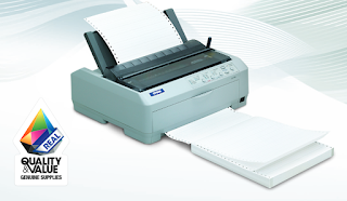 Printer Dot Matrix Epson LQ590
