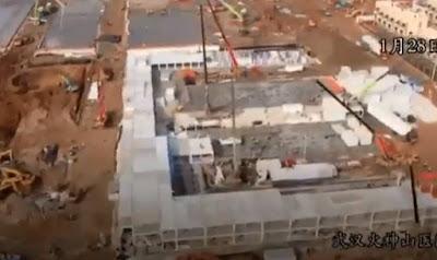 construçao-do-hostiptal-de-Wuhan