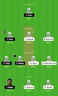 Dream11 Team