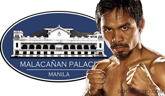 He may lost the bout still Malacañang lauds Manny Pacquiao