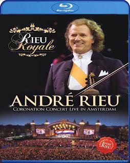 André Rieu: Rieu Royale – Coronation Concert Live in Amsterdam [BD25]