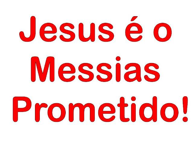 Resultado de imagem para O MESSIAS PROMETIDO