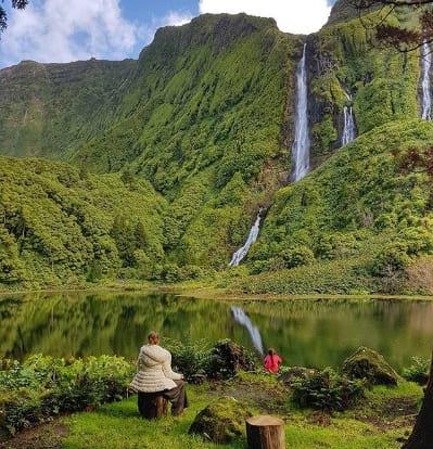 Flores isla archipiélago Azores (Portugal) itinerario de tu primer viaje a Europa
