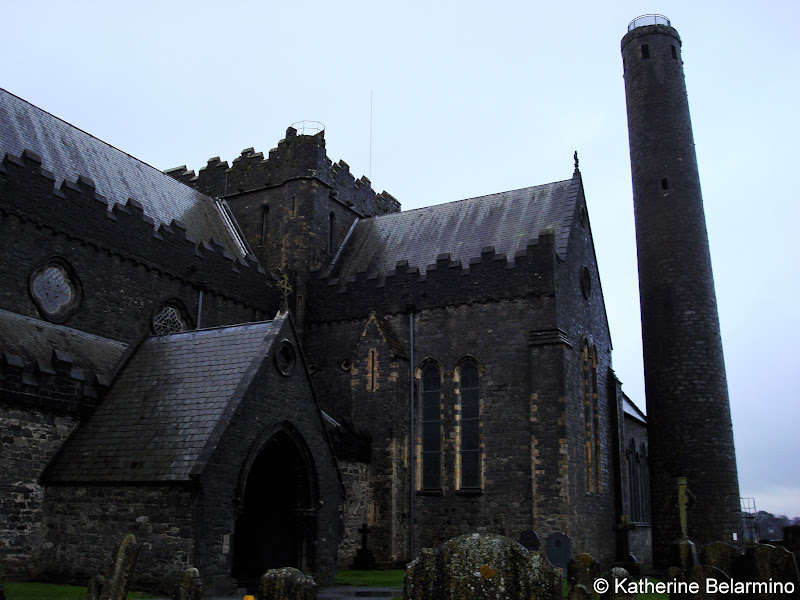 St. Canice Cathedral Things to See in Ireland Road Trip Itinerary